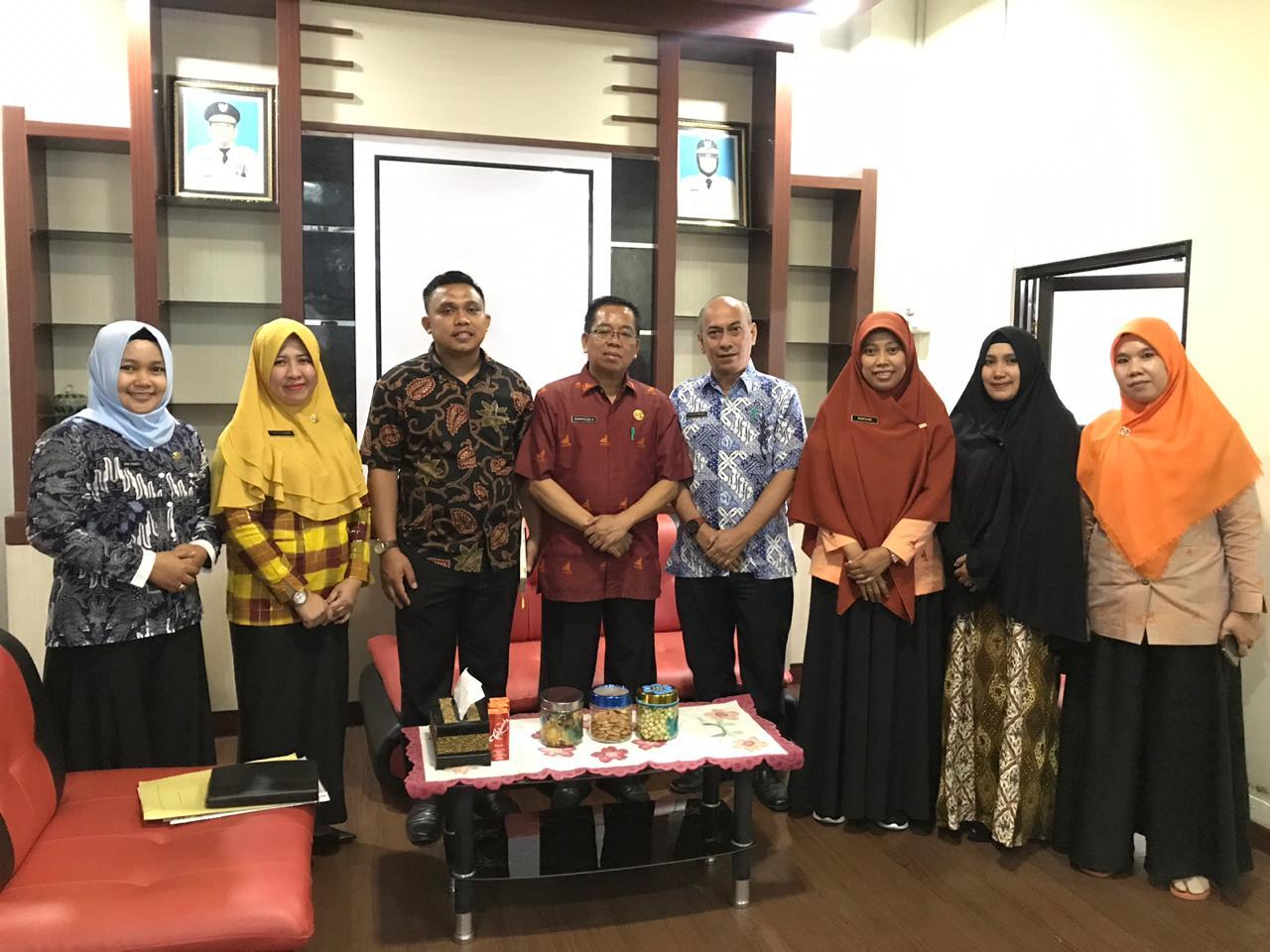Inspeksi Mendadak (SIDAK) Pegawai Tidak Tetap (PTT) Pada Dinas Perumahan dan Kawasan Permukiman Provinsi Sulawesi Barat